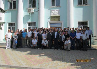 Mesaj de felicitare a directorului SRL Ungheni-Gaz Cațer Sergiu cu ocazia Zilei lucrătorului din sistemul de gaze