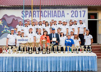 Spartachiada 2017